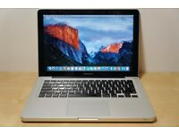 APPLE MACBOOK PRO (early 2011) - excellent condition -core i5-2.3GHz/6GB/320GB
