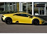 2020 Lamborghini Huracan EVO 5.2 V10 610 2dr Auto RWD Automatic Petrol Coupe
