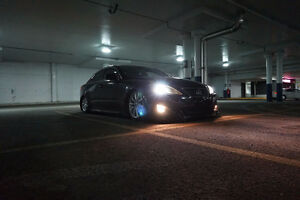2008 Lexus IS Berline (bagged)