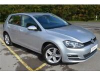 2015 Volkswagen Golf Match 1.4 TSI 125 PS 6-speed manual 5 Door Petrol silver Ma