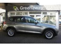 2015 BMW X3 XDRIVE20D SE SAT NAV FULL LEATHER ESTATE DIESEL