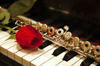 Beautiful Flute and Piano Duo For Your Wedding