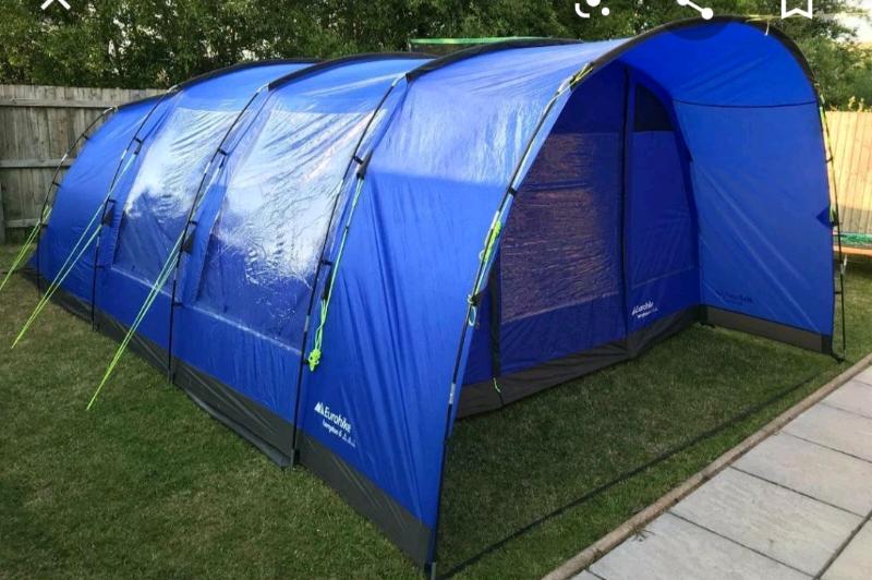 Eurohike Hampton 6 Person Family Tent. | in Hartlepool, County Durham | Gumtree