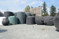 Potable Water Storage Tanks - NSF Approved