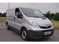 Vauxhall Vivaro 2.0CDTi ( 115ps ) ( EU V ) Diesel Van14 REG £8,895 + VAT