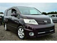 FRESH IMPORT 2008 NISSAN SERENA 2.0 AUTOMATIC HIGHWAY STAR 8 SEATER