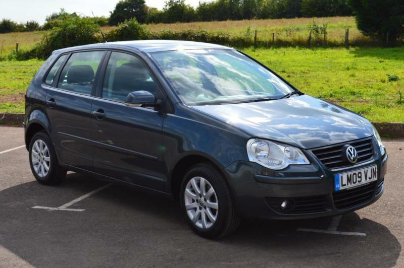 VOLKSWAGEN POLO 1.4 SE 5dr LOW MILEAGE ONLY 12,000 MILES, 1 OWNER