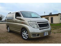 FRESH IMPORT 2004 NISSAN ELGRAND XL BUSINESS EDITION 3.5 V6 AUTO