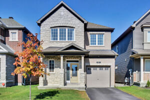 3 Bedroom Home in Barrhaven