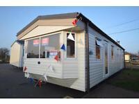 Static Caravan Whitstable Kent 2 Bedrooms 6 Berth ABI Brisbane 2005 Alberta