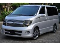 2008 (57) Nissan Elgrand Highway Star Leather Edition