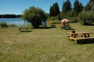 116 Acre Water Front in British Columbia. Will trade
