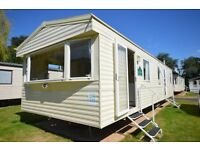 Static Caravan For Sale 2 Bedroom located in the English Riviera with Free 2017 Site Fees