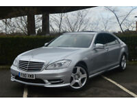 Mercedes-Benz S350 3.0CDI Blue F 7G-Tronic BlueEFFICIENCY L