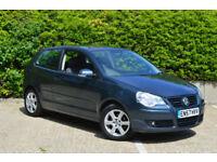Volkswagen Polo 1.4TDI ( 70PS ) 2008MY Match