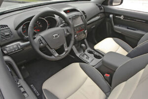 Looking for Two-Tone heated drivers seat for my 2011 Kia Sorento