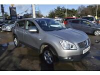 Nissan Qashqai 1.6 2WD Acenta MANUAL 2007 5 DOORS