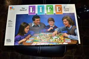 game of life - vintage 1970's