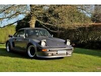 1986 Porsche 911 (930) Turbo SE Flatnose RHD 3.3 Manual