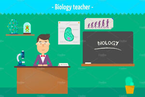 Expert biology and medicine subjects tutor