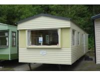 2005 Atlas Mirage 3 bed static caravan lake district