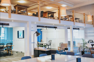 Coworking/Shared Space + Private Offices in Downtown Halifax
