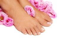 1 or 3 Nails Fungus Removal Treatments for 5 or 10 Toes