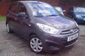2012 Hyundai i10 1.2 ( 85bhp ) Classic+very low miles+£20 year tax