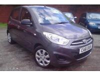 2012 Hyundai i10 1.2 ( 85bhp ) Classic+very low miles+£20 year tax