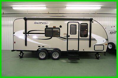 New 2014 Venture RV Sonic SN190VRB Small Ultra Lite Travel Trailer Camper Coach