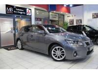 2013 LEXUS CT 200h 1.8 Premier 5dr CVT Auto