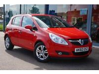 2010 VAUXHALL CORSA 1.2i 16V Energy ALLOYS and AIR CON