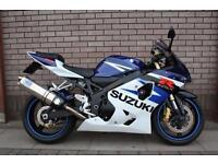 SUZUKI GSXR750 749cc SUPERSPORT