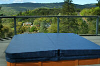 Hot Tub Cover 84 x 84 New and Ready