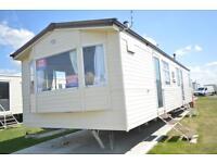 Static Caravan Isle of Sheppey Kent 2 Bedrooms 6 Berth BK Savannah 2006 Harts
