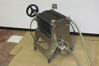 20 plate filter unit 20x20