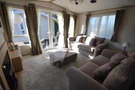 Stunning caravan for sale in Devon. Free 2018 site fees. park open 351 days