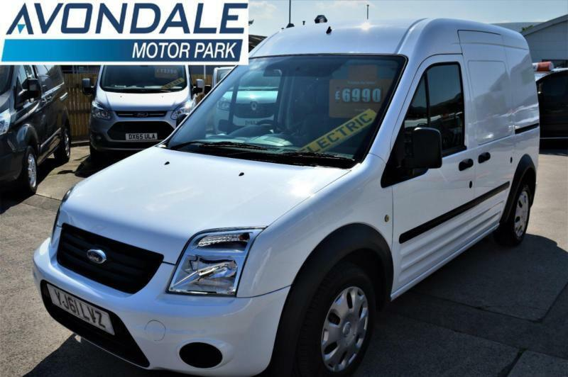 2011 Ford Transit Connect Electric Ford Connect Automatic Van 1500