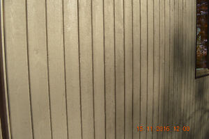 Cape Cod V-Joint vertical prefinished wood siding