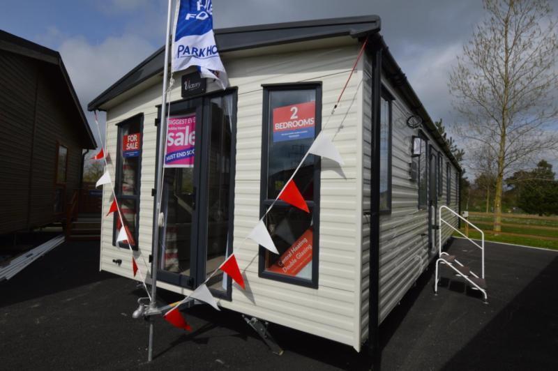 Static Caravan Birchington Kent 2 Bedrooms 6 Berth Victory Groveswood 2017