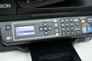 All in One printer scanner copier fax