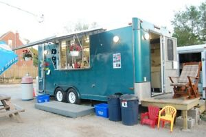 Chip Wagon - Could be operating all Winter