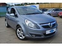 2009 VAUXHALL CORSA SXi, LOW MILEAGE 49K, APRIL 2017 MOT, FSH