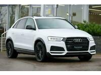 2017 Audi Q3 2.0T FSI Quattro Black Edition Automatic Petrol Estate