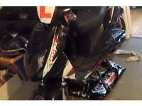 Moped spares or repairs NEW BATTERY NEEDED