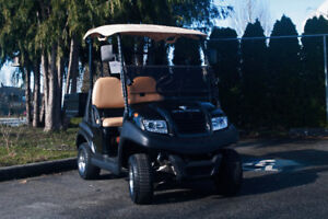 New AGT Zephyr 2H Electric Car - RSC Custom Golf Carts