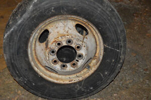 Winnebago Wheel Rim