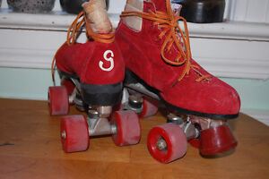 Vintage roller skates, various sizes great condition!