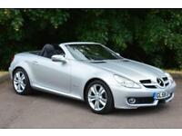 2008 MERCEDES BENZ SLK 200K 2dr Tip Auto VERY LOW MILEAGE