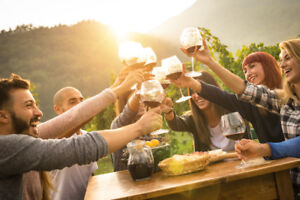 Okanagan wine tours with City and Wine Tours